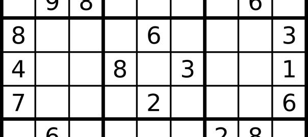 YOUCLUB gioca gratis sudoku free online game